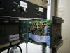 Kontroler SR4M wraz z widocznymi wskaźnikami stanu przemiennika