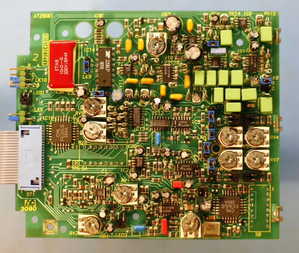 plytka CTCSS Philips FX5000
